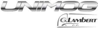 Site officiel de unimog Belgique Logo