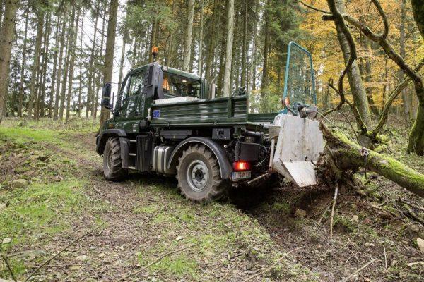 Usages Forestier U4