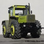 baureihe 443 mercedes benz mb trac type 1600