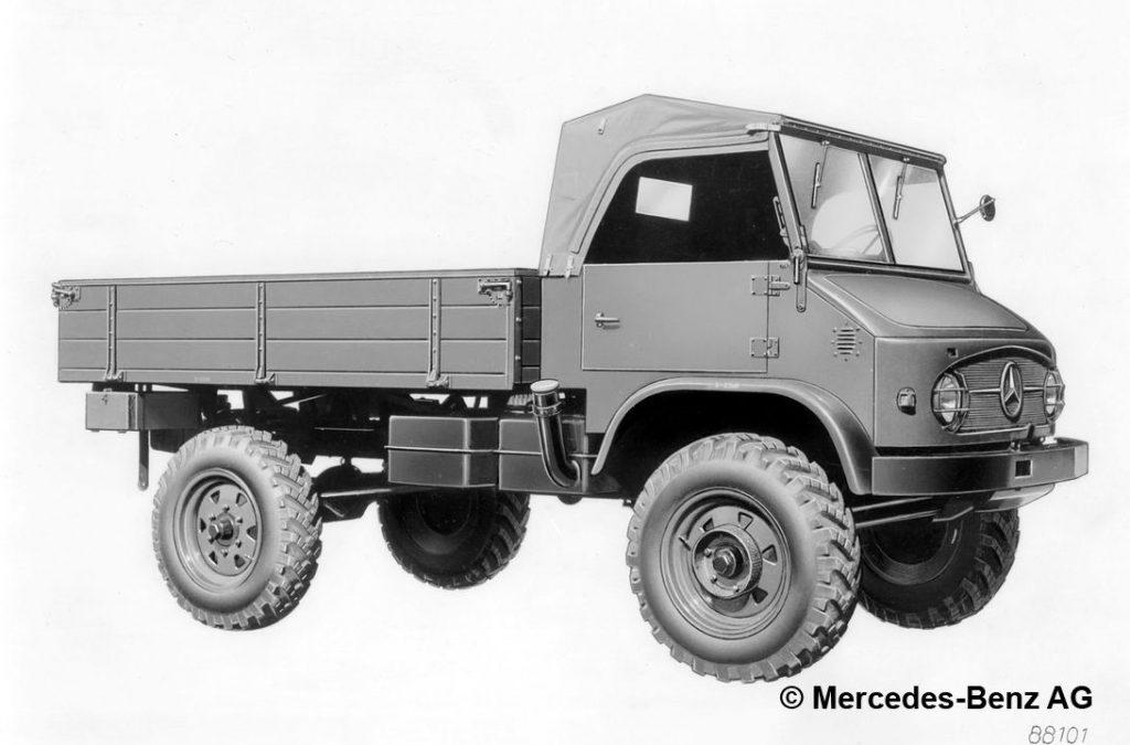 unimog s militaire series 404.1