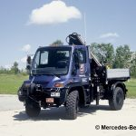 unimog u500, modele series 405