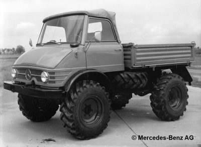 Unimog U65, model series 406