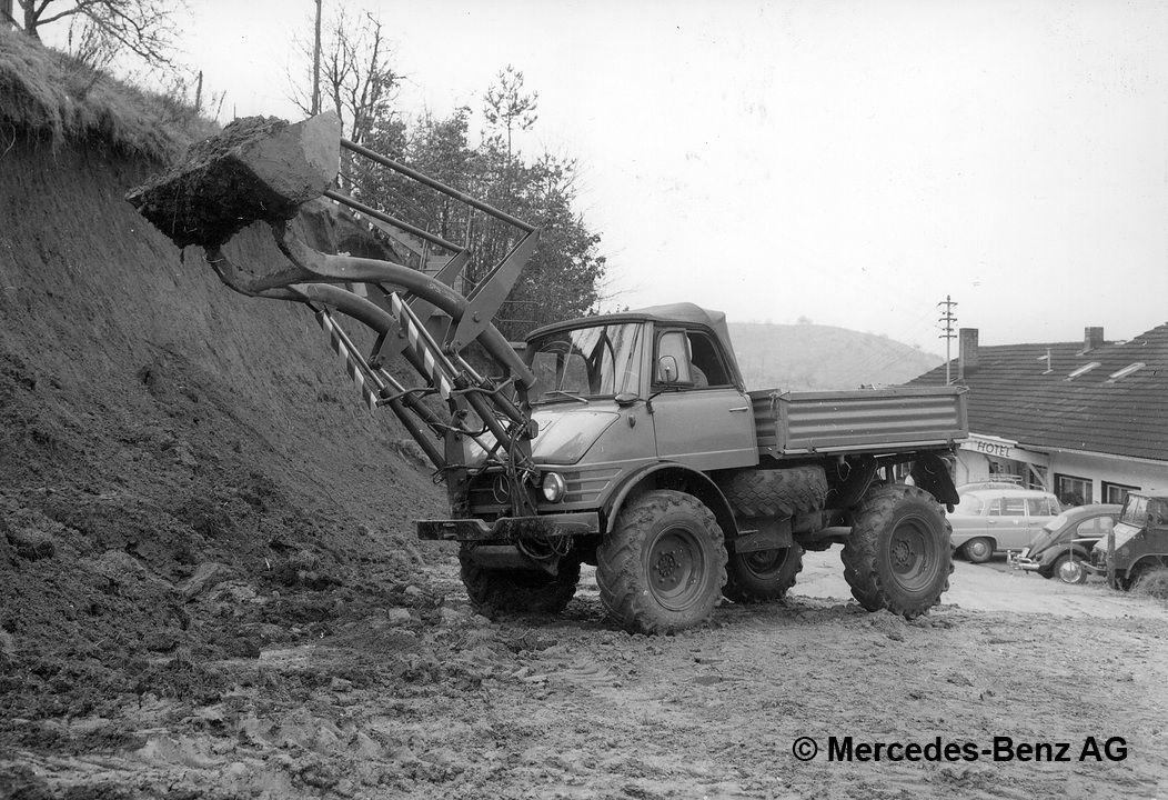 unimog u65 series 406