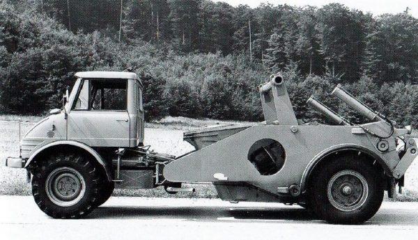 Unimog U70T