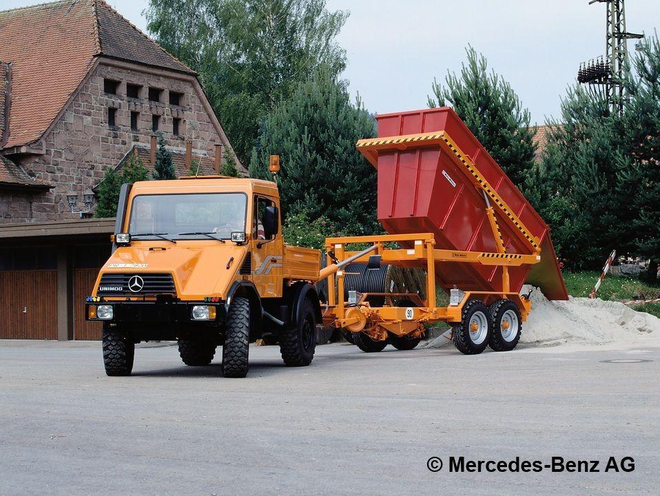 Unimog U90 series 408