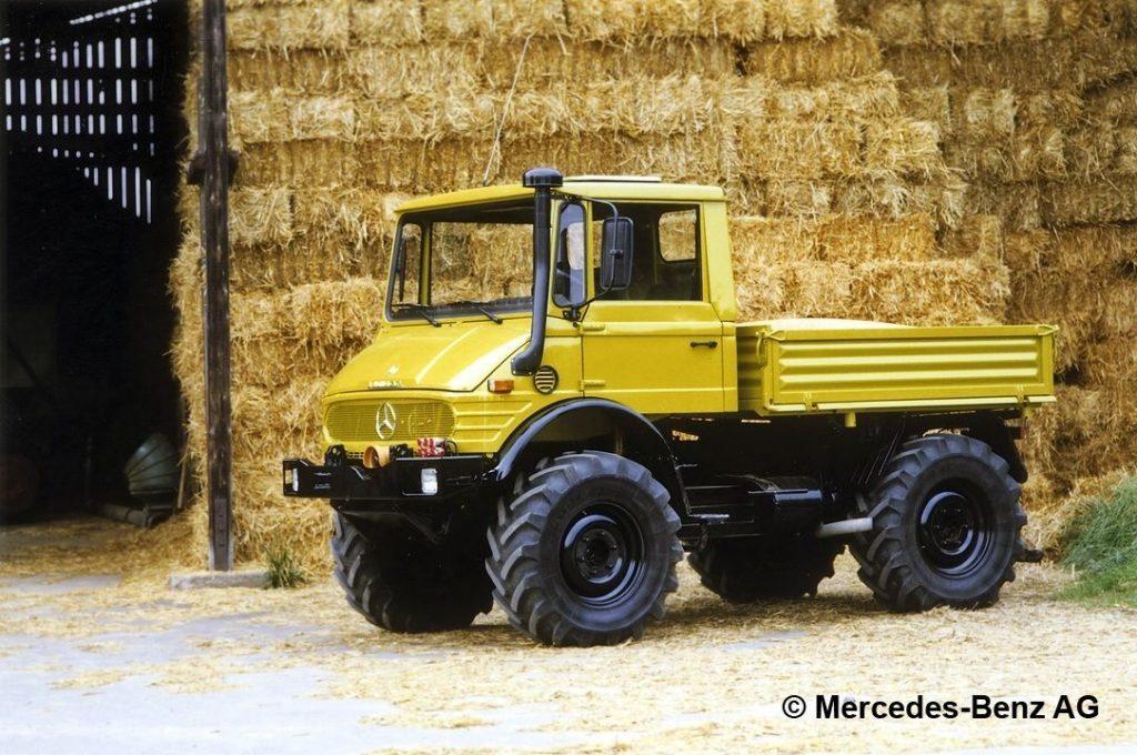 Unimog U900, model series 417