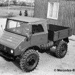 unimog, model series 411