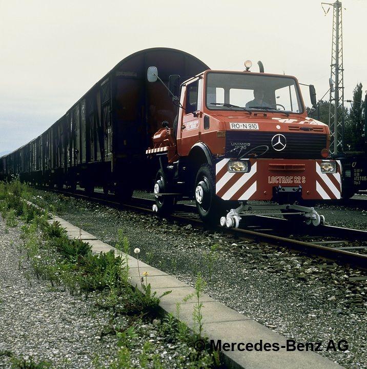 unimog u1200 serie 424 road rail
