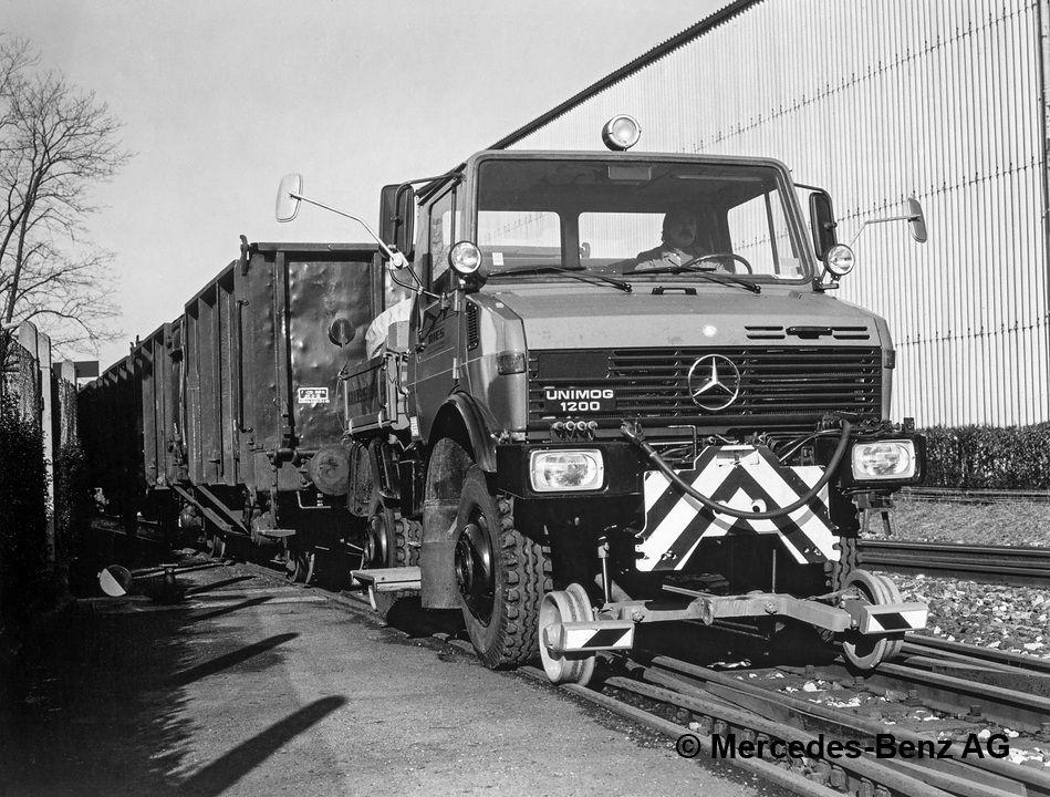 unimog u1200 series 424 road rail